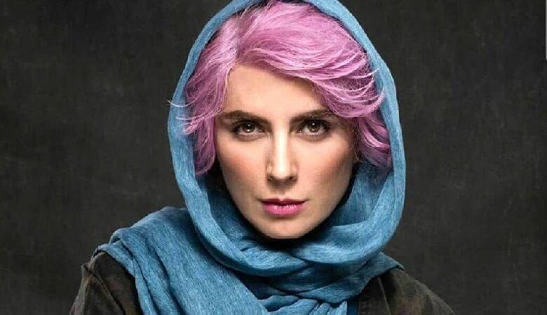 """تصویر از چهره ژورنالی """"لیلا حاتمی""""/ عکس"""