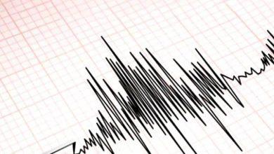 زلزله در تربت جام