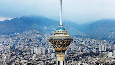 ثبت آرزوهای تهرانی ها