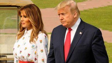 وداع ملانیا با کاخ سفید