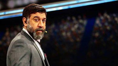 علی انصاریان در موبزیک ویدئو رضا صادقی