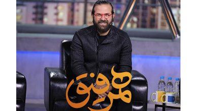 همرفیق هومن سیدی کارگردان قورباغه با شهاب حسینی