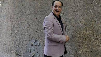 رقص بهمن هاشمی در برنامه زنده