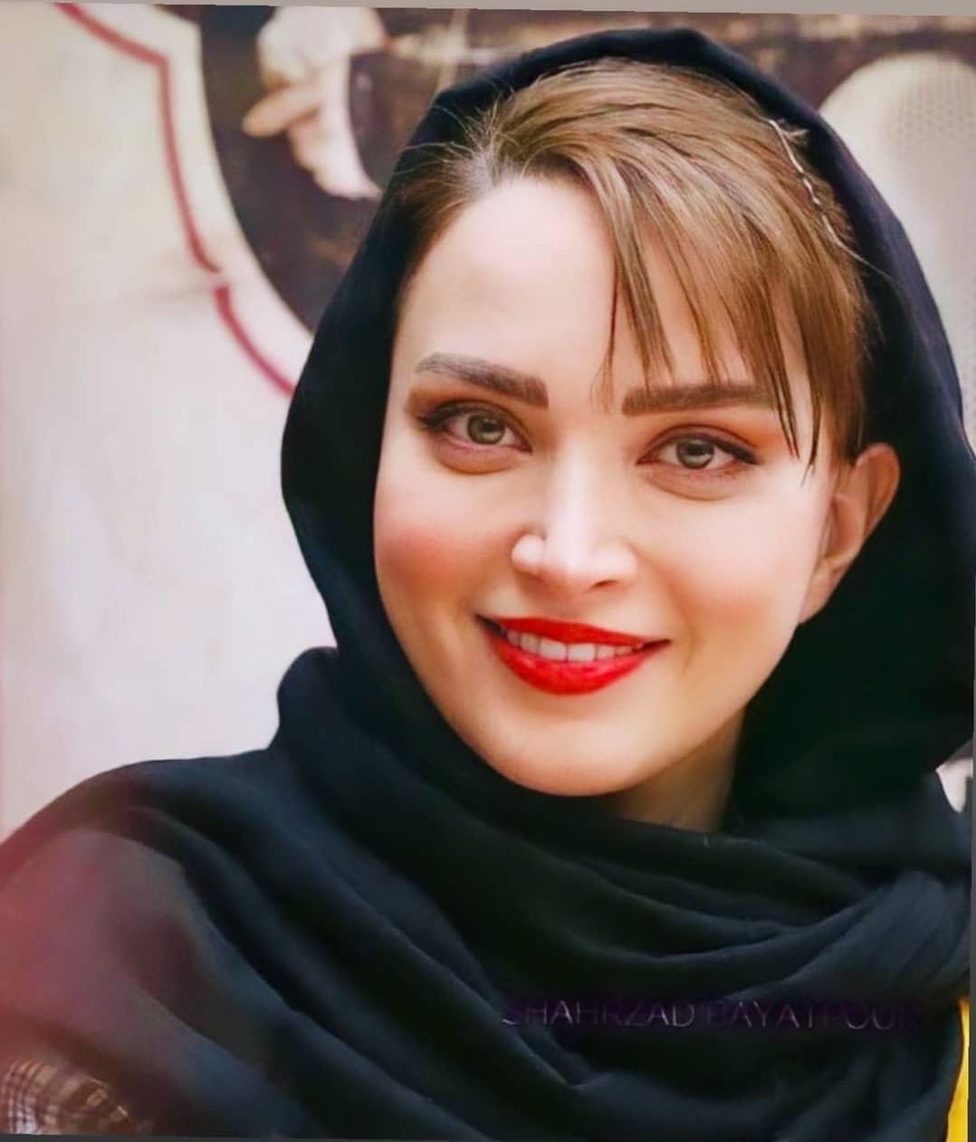 behnoushtabatabai vaghtesobh 1 - عکس/ تغییر چهره محسوس بهنوش طباطبایی