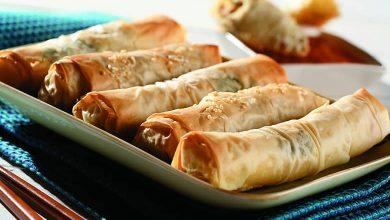 بورک ترکی غذای محبوبی است.