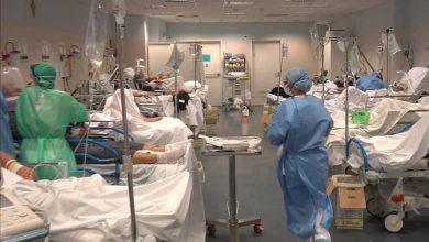 بیمارستانهای تهران از بیمار اشباع شد