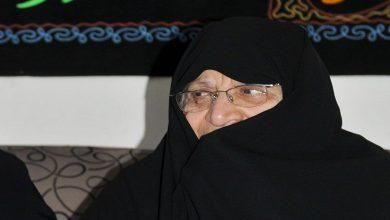 همسر شهید نواب صفوی دار فانی را وداع گفت!