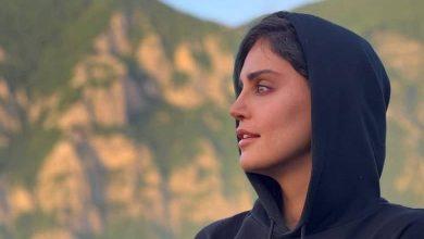 الناز شاکر دوست عکسی روی کوهستان منتشر کرد.