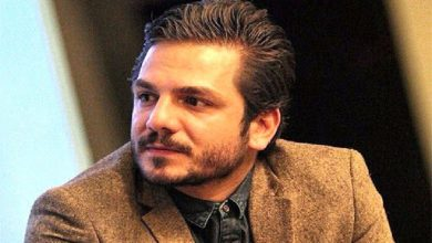 عباس غزالی عشق ورزید