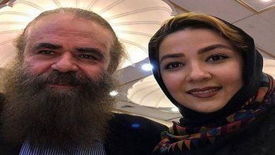 خوشبختی روزافزون سارا صوفینی با همسرش