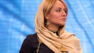 مهناز افشار عکسی با لباس مجلسی برای تولد خود پوشید.