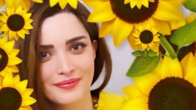 عکس جدید بهنوش طباطبایی با تم زرد رنگ را ببینید.