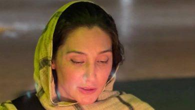 چهره جذاب هدیه تهرانی