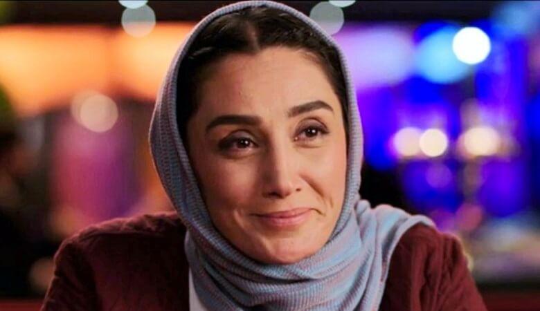 هدیه تهرانی با استایل خاص