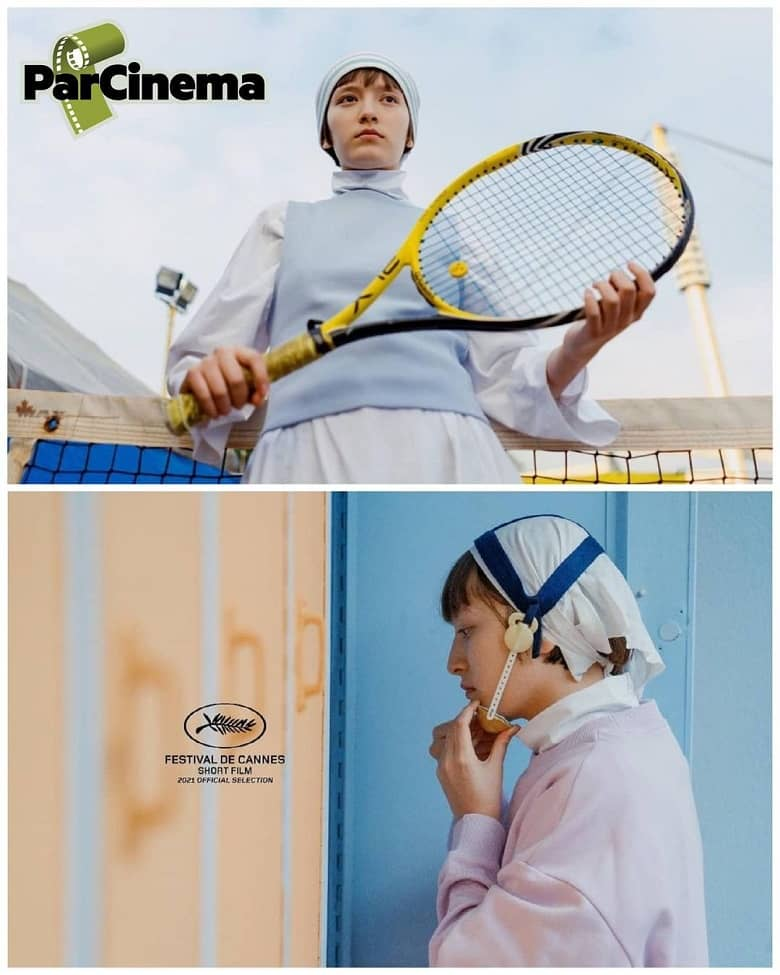 مریم حسینی خواهر فرشته بازیگر در فیلم ارتدنسی