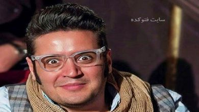 عینک عجیب مهران رنجبر