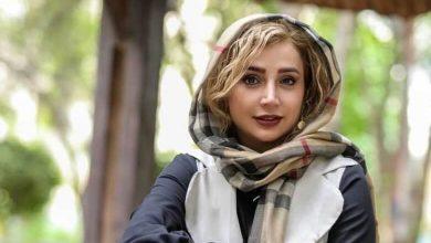 شبنم قلی خانی عکس گرفت