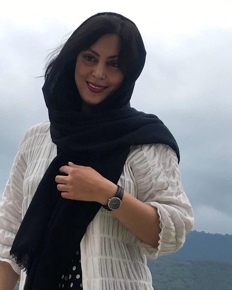 نیلوفر شهیدی پس از ازدواج اضافه وزن پیدا کرد.