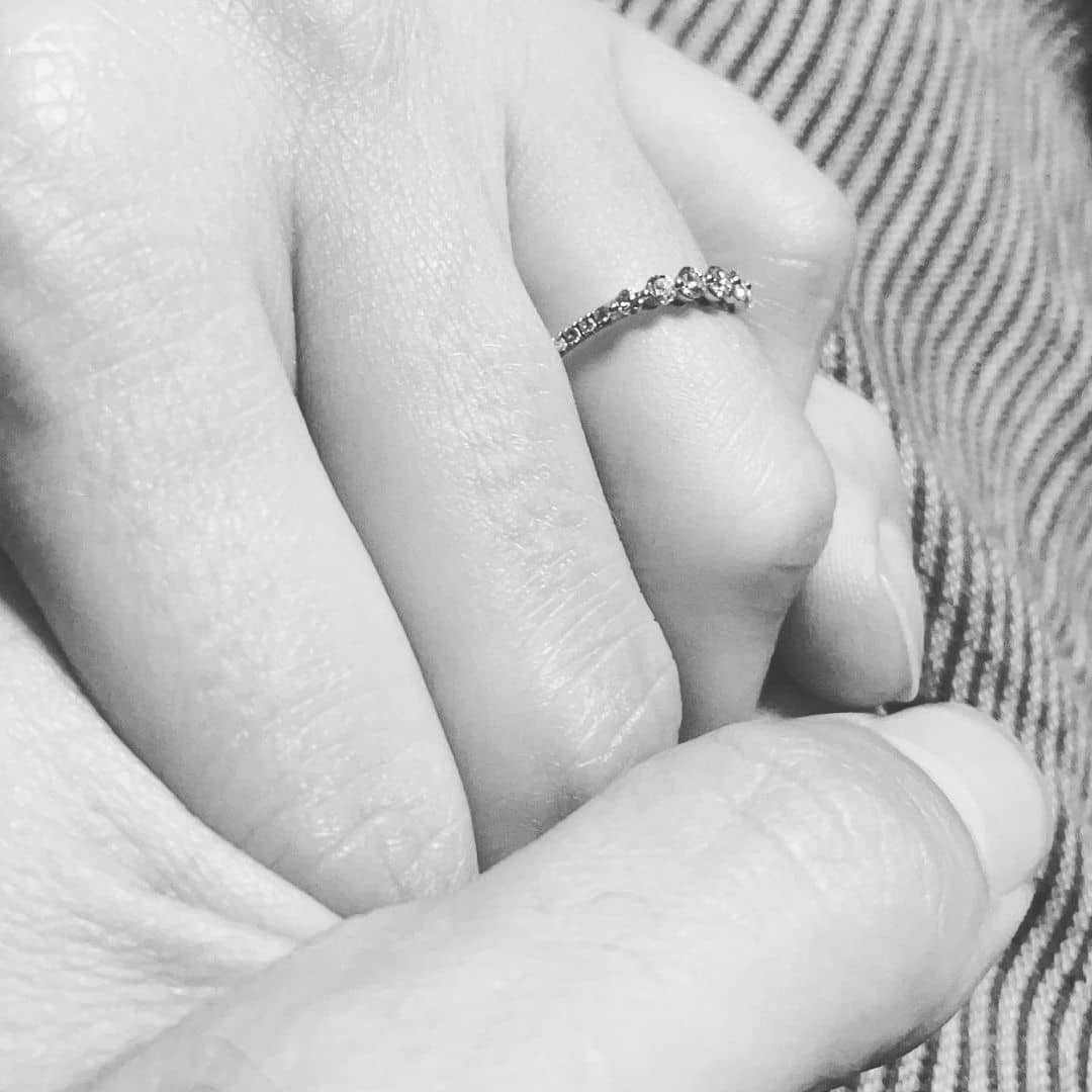 فرشته حسینی و نوید محمد زاده ازدواج کردند.