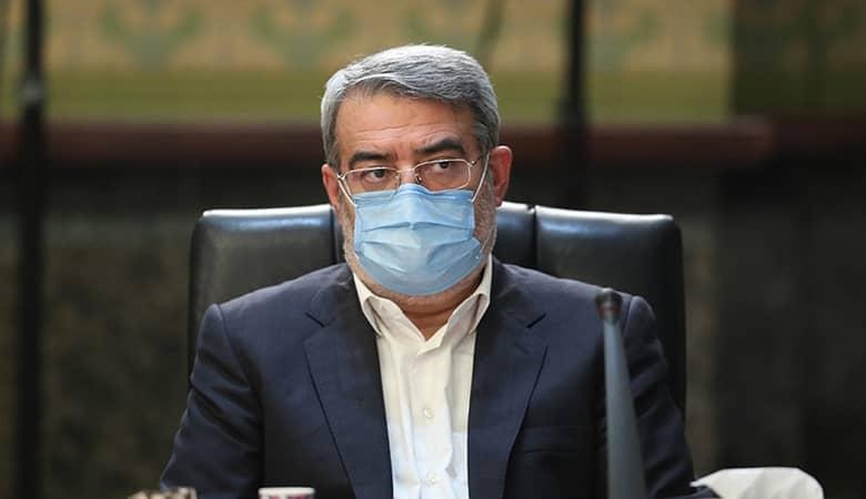 وزیر کشور افشا کرد