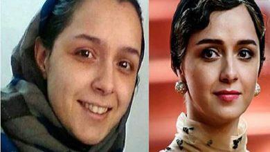 بازیگران ایرانی قبل و بعد از آرایش