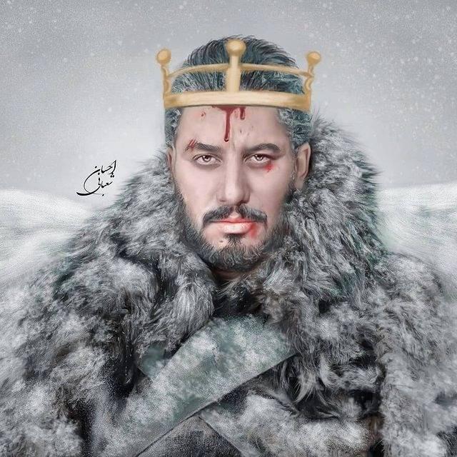 ادعای پادشاهی جواد عزتی در زخم کاری