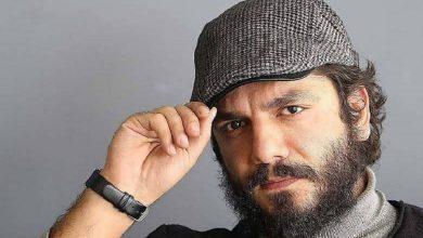 تیپ خفن عباس غزالی