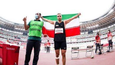 چهارمین مدال طلای ایران در بازیهای پارالمپیک توسط امیر خسروانی