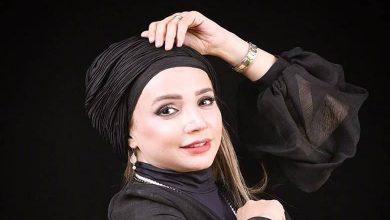 شبنم قلی خانی در ویلای لاکچری
