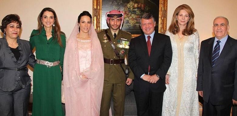 دختر شاهزاده ایرانی با مرد میلیاردر عرب ازدواج کرد.