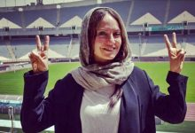 پیام مهنار افشار برای دختران فوتبالیست