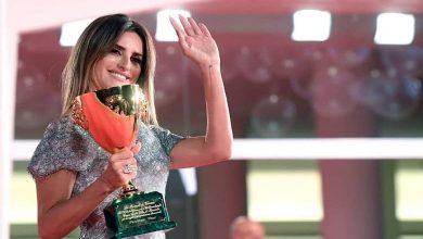 پنه لوپه کروز بهترین بازیگر زن فستیوال فیلم ونیز ۲۰۲۱