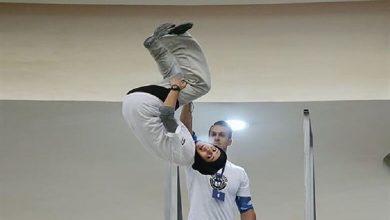 تمرین مختلط زنان و مردان در مشهد جنجالی می شود.