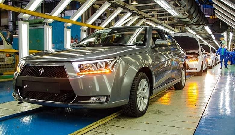 آغاز فروش فوق العاده سه محصول ایران خودرو