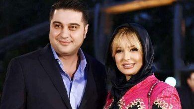 نیوشا ضیغمی و همسر سابقش در کنار هم عکس گرفت.