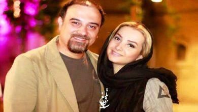 زیبایی حیرت انگیز همسر برزو ارجمند بعد از 17 سال ازدواج
