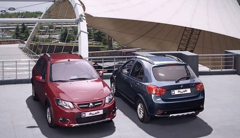 قیمت خودروهای سایپا و ایران خودرو ۲۵ شهریور ۱۴۰۰