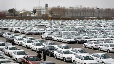 قیمت انواع خودرو امروز 31 شهریور 1400