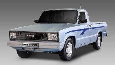 آغاز ثبتنام فروش سه مدل خودروی وانت