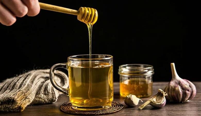 اثر ضد فشار خونی چای سیر و عسل
