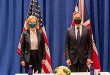 درخواست فوری آمریکا و انگلیس از ایران