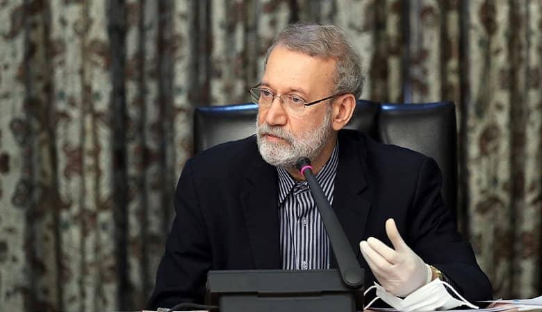 علی لاریجانی مسئولیت پرونده چین را تحویل مخبر داد