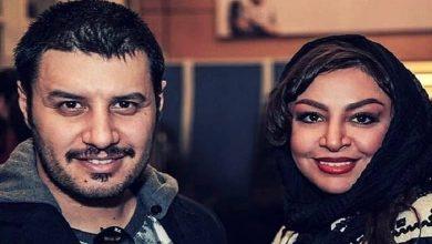 ماجرای شروع عاشقی جواد عزتی و همسرش مه لقا باقری