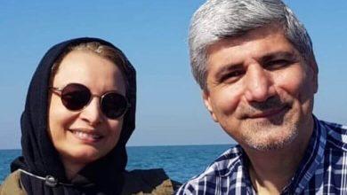مریم کاویانی از همسر دیپلماتش جدا شد.