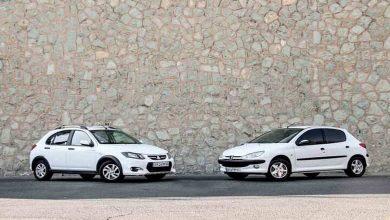 قیمت خودروهای سایپا و ایران خودرو ۲۴ مهر ۱۴۰۰