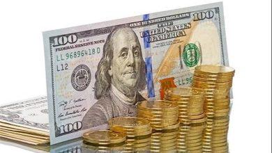 قیمت طلا، سکه و دلار امروز ۱۴۰۰/۰۷/۱۱