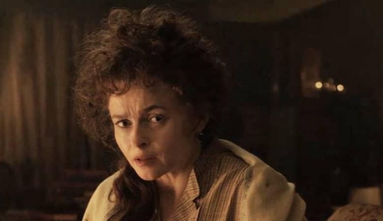 هلنا بونهام بازیگر 50 ساله انگلیسی بد لباس ترین بازیگر هالیوود شناخته شد