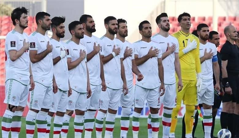 صحت در مورد تعویض تیم ملی ایران.