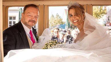 دختر ایرانی با شاهزاده المانی ازدواج کرد.
