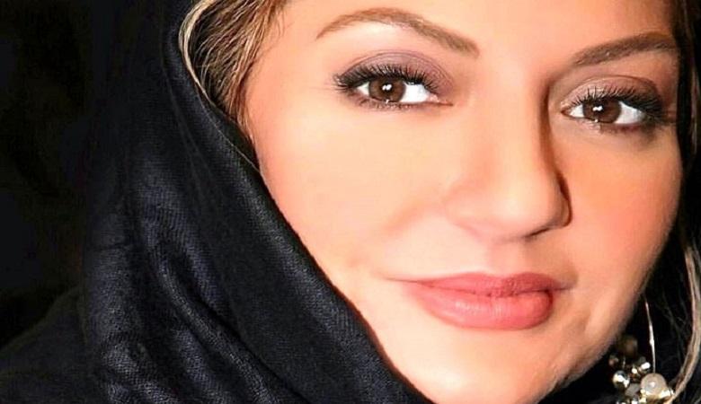 """حجاب باورنکردنی """"مهناز افشار"""" با سبد نان"""